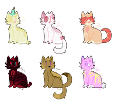 Feline OTA adopts [Closed] by Bunnylover-05819