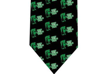 Night of the Living Dead tie - model 1 by CoolTies