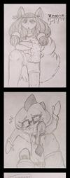 Silly Comic by mightycucumber