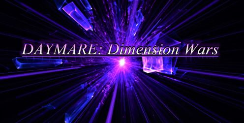Logo DAYMARE Dimension Wars by LiamBobykl