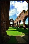 Sweetheart Abbey 2 by antihero1973