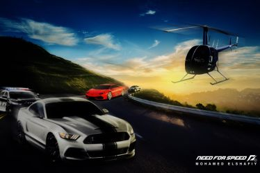 Need For Speed by MasterDesigner1