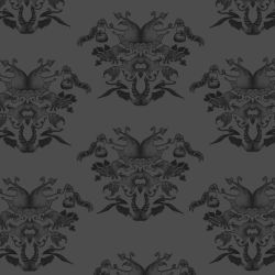 Art Damask by My-Heart-Explodes