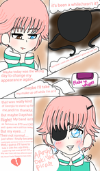 .:* TDR 2: Insecurities *:. by candydandylover
