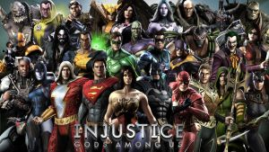 Injustice: Gods Among Us by SBlister