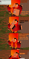 Ask the Fire Giantess 10 by DistortingReality
