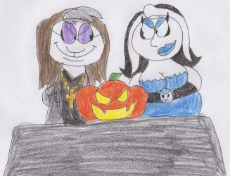 Lloyd and Lila's Favorite Time of Year by SithVampireMaster27