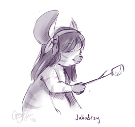 Juliadrzy by conwolf