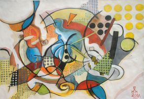 Composition Seven by MoritzMiessl
