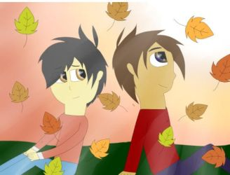 Death by leaves by KayShae-9