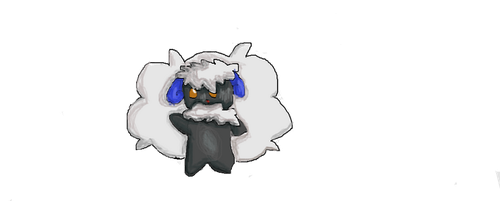 Shiny Whimsicott request by Rapididous
