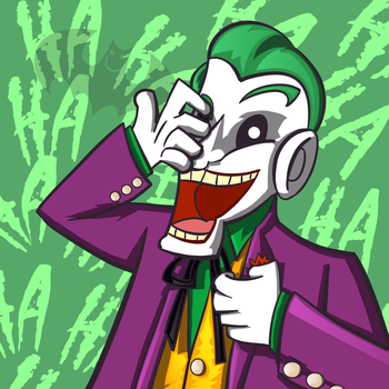 The Joker by Dingbat1991