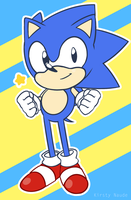 Sonic!! by HumbleTechnologist