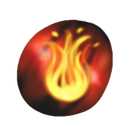 Fire Powerstone [Flame] by ReapersSpeciesHub
