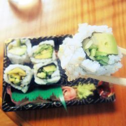 Sushi Time by ArtisticTalents