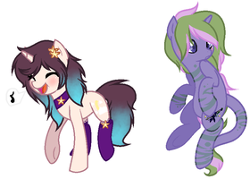 Ych #1 For SleppchocolateMLP, Cosmic-Wonders by EmaBases