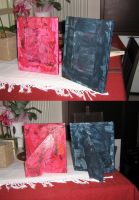 Recycled frames by flysch