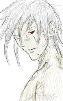 Kakashi (Autodesk Sketchbook Challenge) by NeutralHumanity