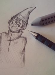 Wirt sketch by sqoodio