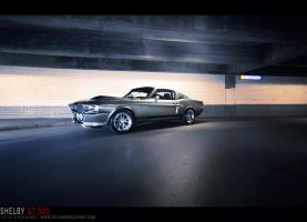 Shelby GT500 - awaiting - by dejz0r