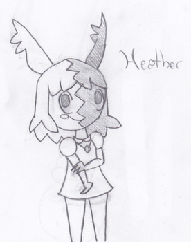 Heather from Drawn To Life by HeatherDawn4ever