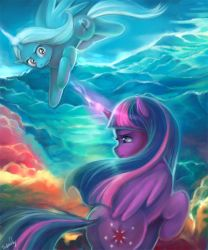 Alright, Let's Duel. by Sukesha-Ray
