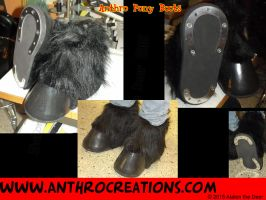 Ponyhoove Boots Ponyboots Fursuit Hooves by AtalontheDeer