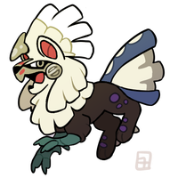 Silvally by hedgehominoid