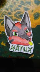 Natux by Zorodora