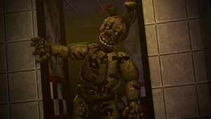 Mistberg's Springtrap v9/3 by TF541Productions