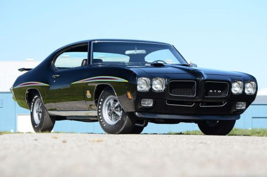 1970 - Pontiac GTO The Judge by 4WheelsSociety