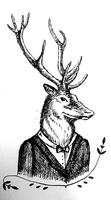 MR Deer by IriskaArt