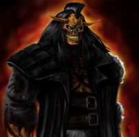 OX from LoRDi by creepshow314