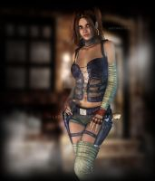 Kiley 2 by Laschae