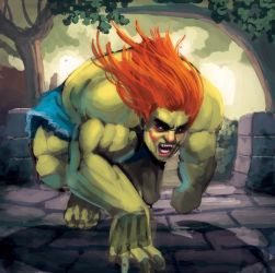 blanka by AndrewWest