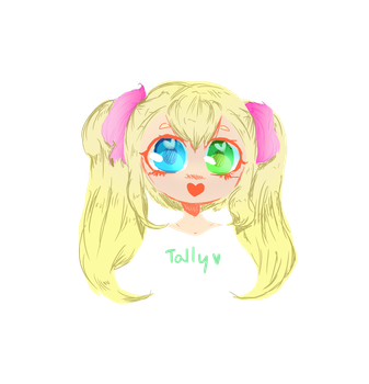 Chibi Tally (again) by ChocoStyle