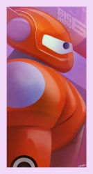 Baymax by AndyFairhurst