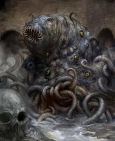 Shoggoth by douzen