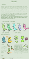 {Torimori} - Full guide, Species Info v.2 by Alisenokmice