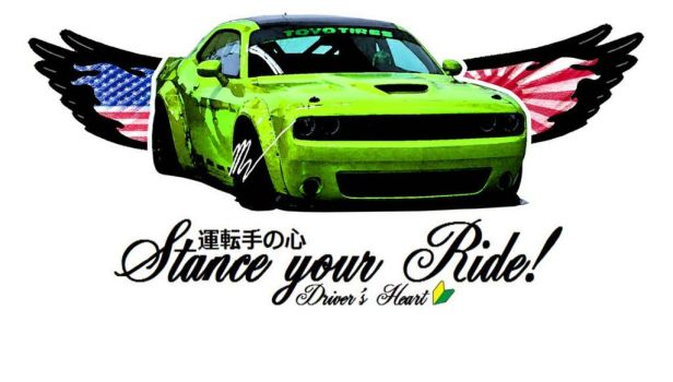 Stance Your Ride n1 by Markybo-Jens