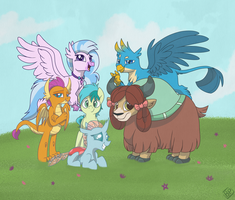The students 6 by GlitterStar2000