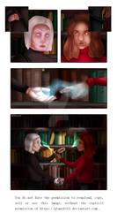 Dramione - One last Vow by Glanzfell