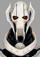 General Grievous by circle00