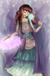Witchy by Haamulikka