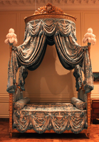 A Bed Fit For A Queen by Just-A-Little-Knotty