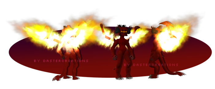 nether daster Spore by DasterCreations