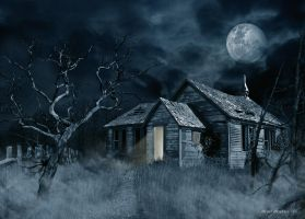 Haunted House by LinDanger