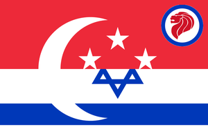 Flags and roundel of Aristan by hosmich