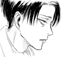 Shy! Creepy! Levi x Reader High School AU|Hiding by