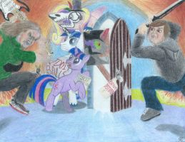 The Harisay Brothers Review of The Crystal Empire by Da--Master